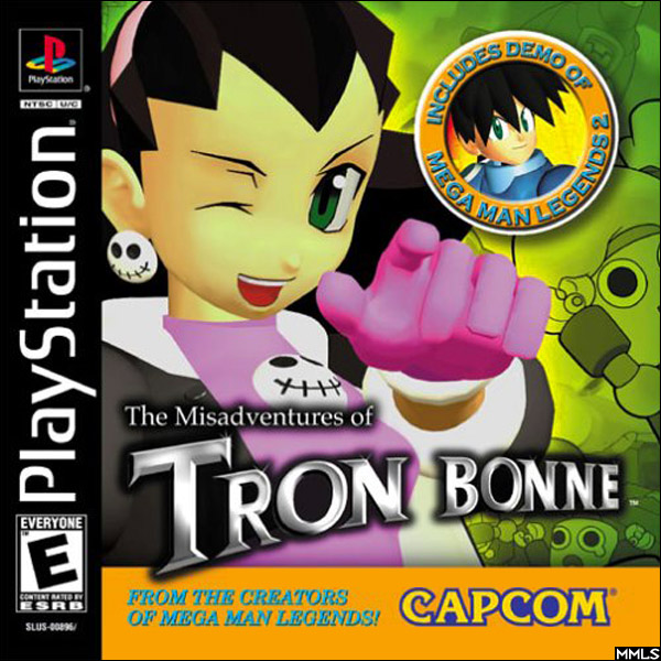 The Misadventures of Tron Bonne