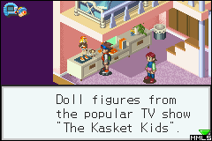 Roll and Data From Kasket Kids