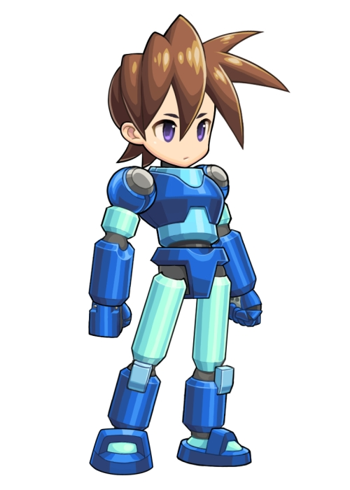 Megaman Breath of Fire