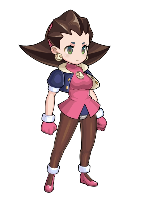 Tron Bonne Breath of Fire